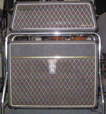 vintage vox amps vintage 1960 s vox buckingham amplifier vintage guitar amplifiers good. Black Bedroom Furniture Sets. Home Design Ideas