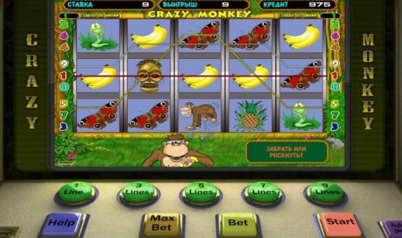 скачать monkey автоматы игровые