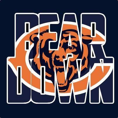 Bear Down Chicago Bears Chicago Bears Chicago Bears Memes Chicago Bears Shirts