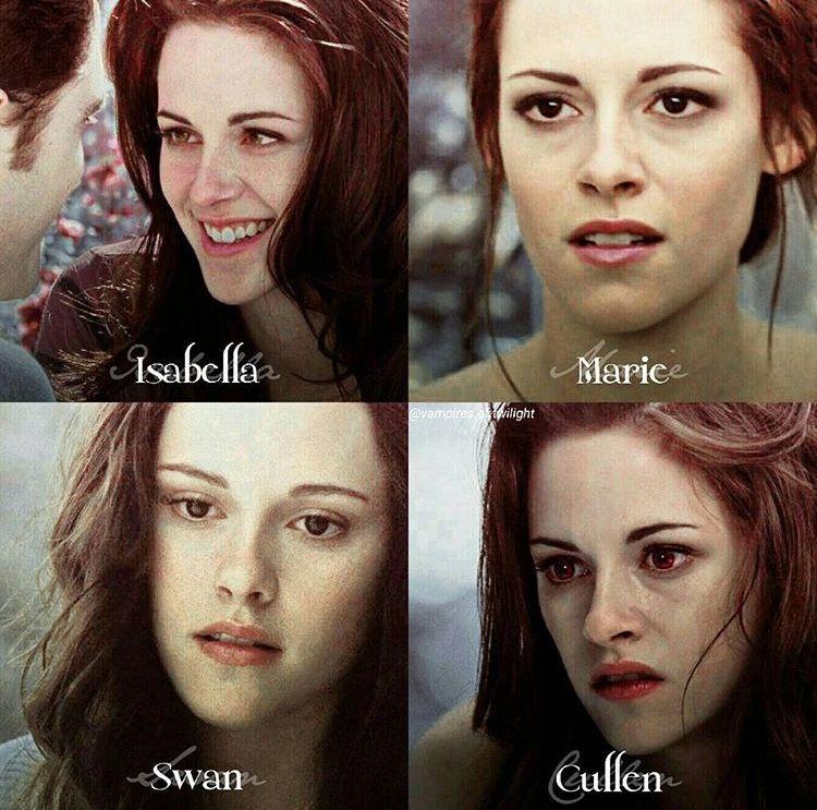 Vampire Saga Twilight: sırayla kitaplar 62
