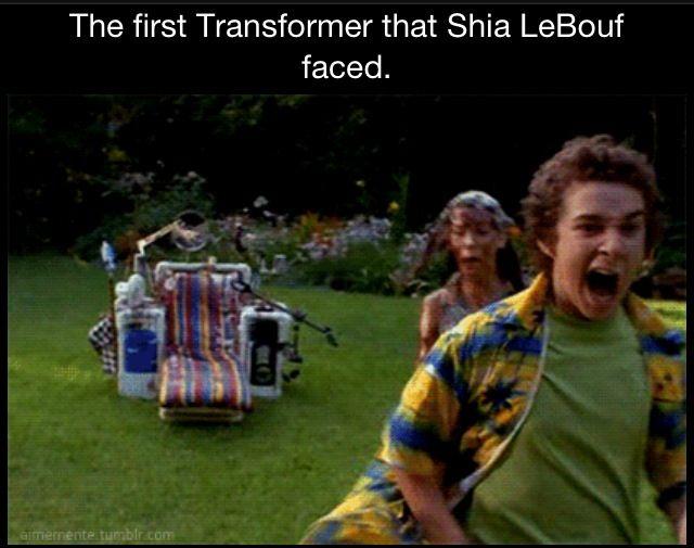 The original Transformer