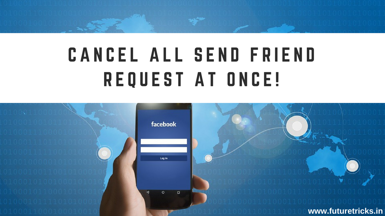 How to cancel sent friend request on facebook mobile