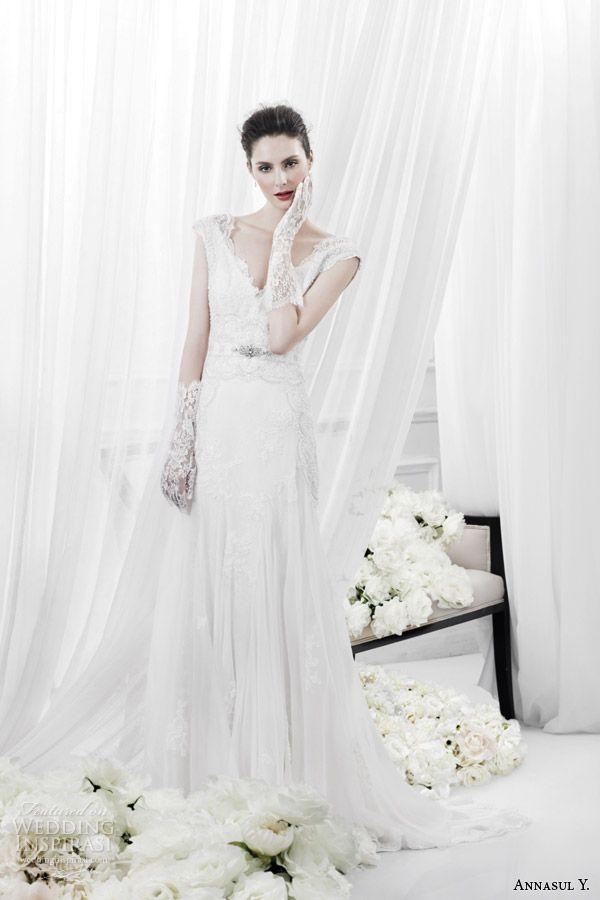 5a6bddc8563f annasul y 2015 bridal romantic lace cap sleeve wedding dress ay2897b
