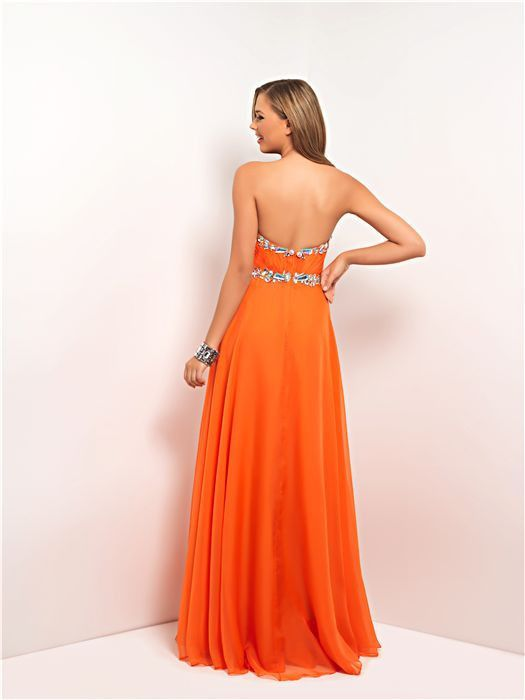 Blush prom dresses and evening gowns blush style 9516