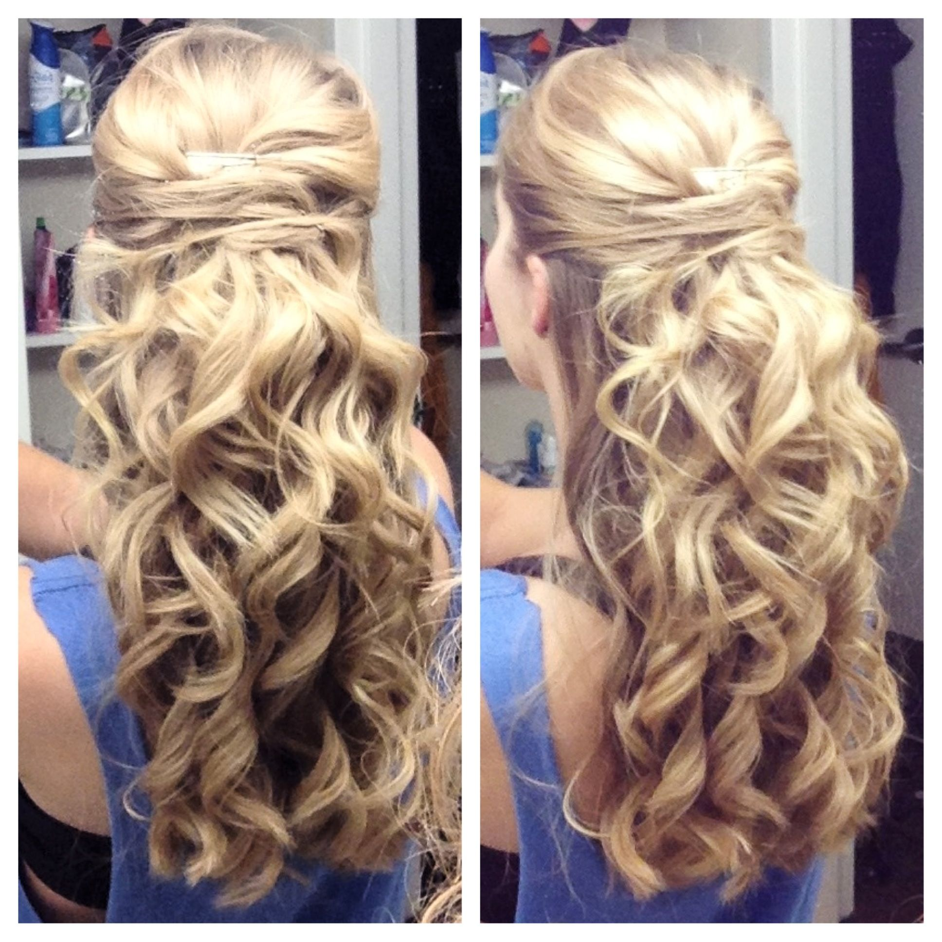 Easy do it yourself hair style our wedding pinterest easy do it yourself hair style solutioingenieria Image collections