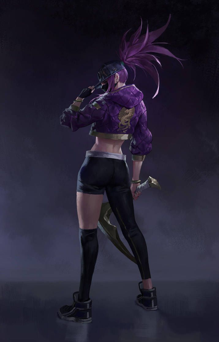 kda akali by kangdh1202 nn in 2019 league of legends. Black Bedroom Furniture Sets. Home Design Ideas