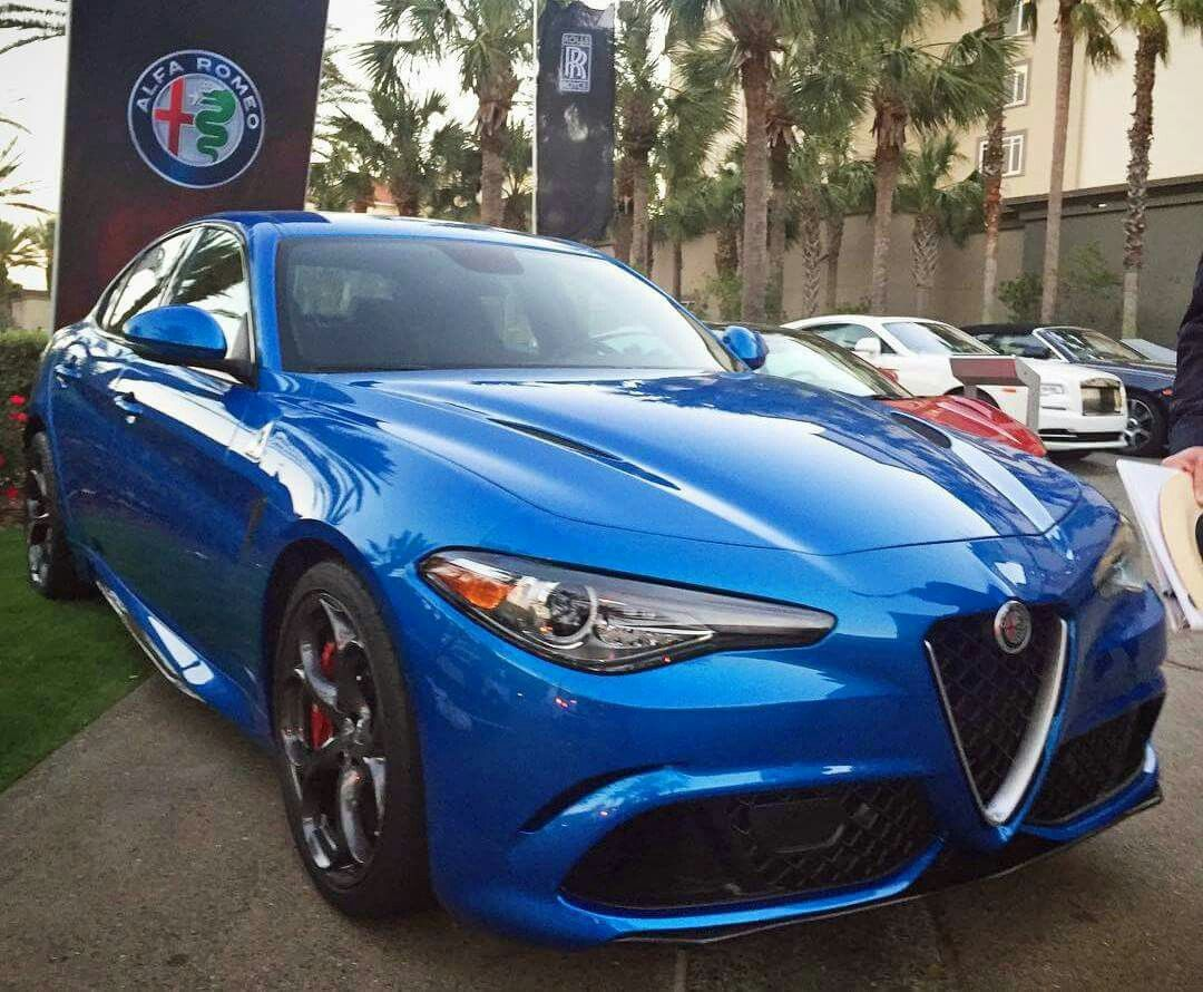Alfa Romeo Giulia With Images Alfa Romeo Giulia Alfa Romeo