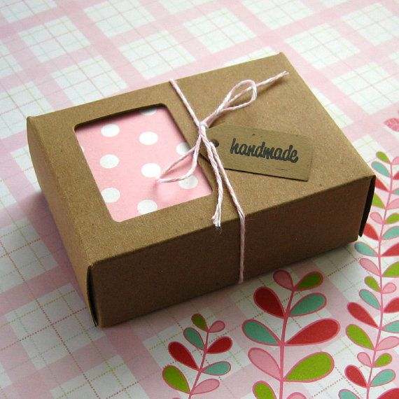 Another Store With Tons Of Cheap And Cute Gift Bag Box Items Handmade Packaging Gifts Jewelry Packaging