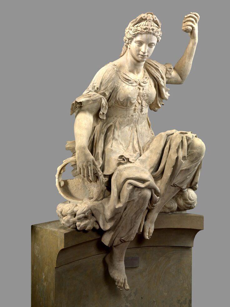 можете возрождение скульптура фото модницы