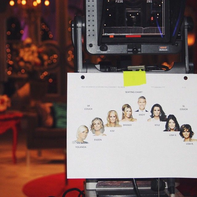 The countdown to the #RHOBH Reunion begins!  Don't miss the second-to-last episode of the season, TONIGHT @ 9/8c! #Padgram