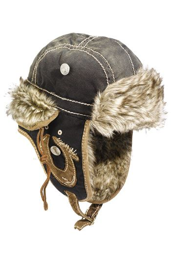 a844136b871 True+Religion+Brand+Jeans+Faux+Fur+Logo+Trapper+Hat+available+at+ Nordstrom