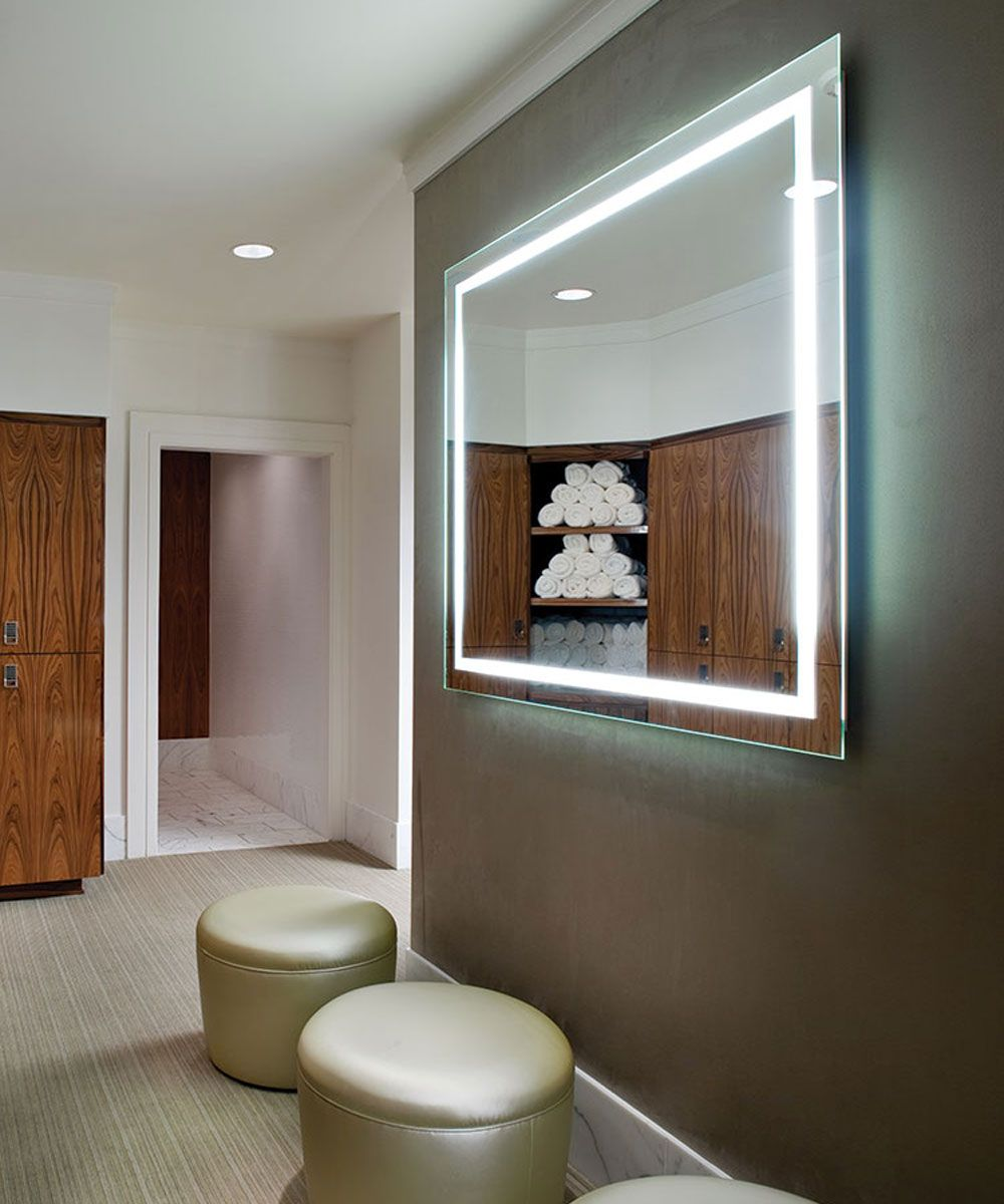 Integrity Led Lighted Bathroom Mirror By Electric Mirror