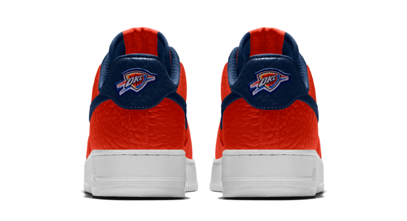 nike air force force force oklahoma city thunder nba nike air force des é quipes b8be7a