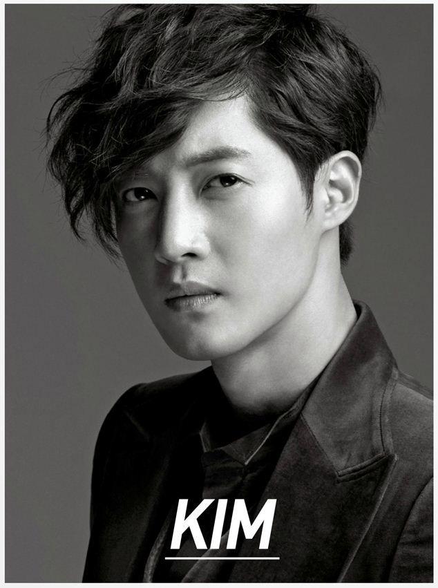 Kim Hyun Joong DFS magazine