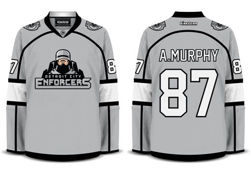 fcb529e91 I want this Robocop Jersey so bad! Geeky Jerseys | Only Available for a  Limted Time! Enforcers