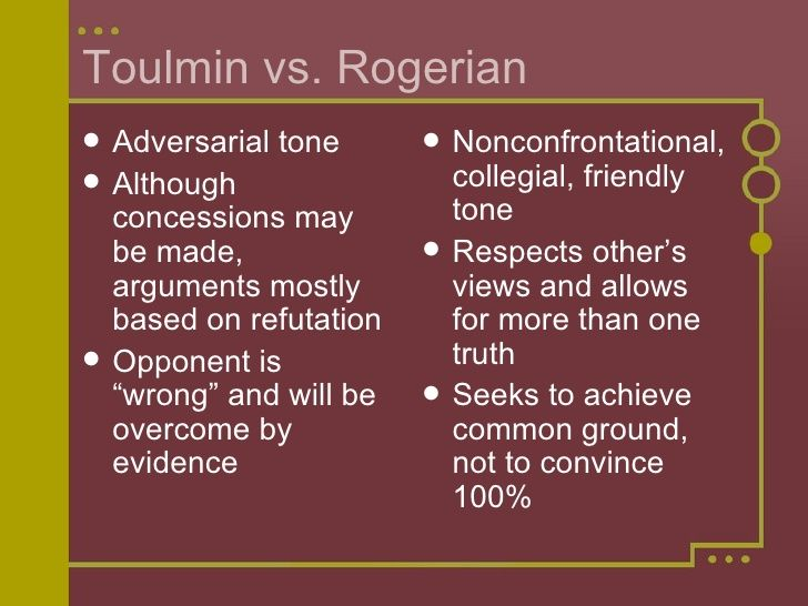 toulmin argument guns for safety The strongest argument is that the first person allegedly killed was the owner of the guns you see the strongest argument for gun ownership isn't the constitution and the right to bear arms  it.