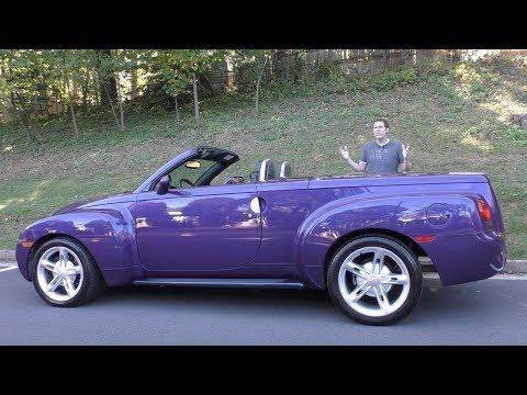 Chevy S Ssr Was The Roadster Pickup Truck Nobody Asked For