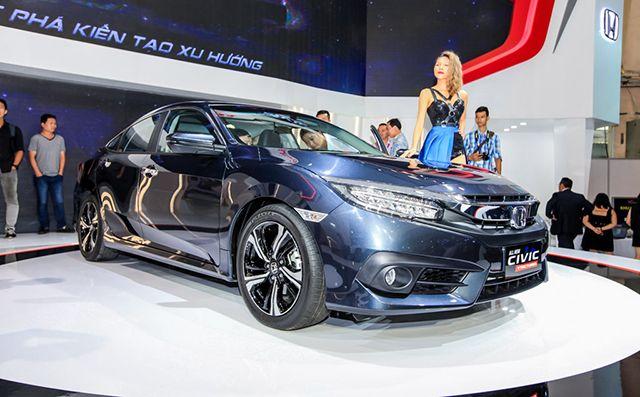 Đánh giá sơ bộ về Honda Civic thế hệ mới tại Việt Nam - Công nghệ ô tô   Tin tức ô tô   Laioto.net
