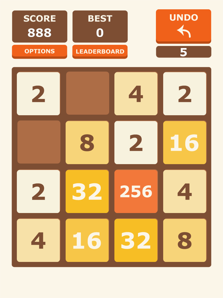 2048 iOS & Android (Unity) + Online Course | Projects to Try