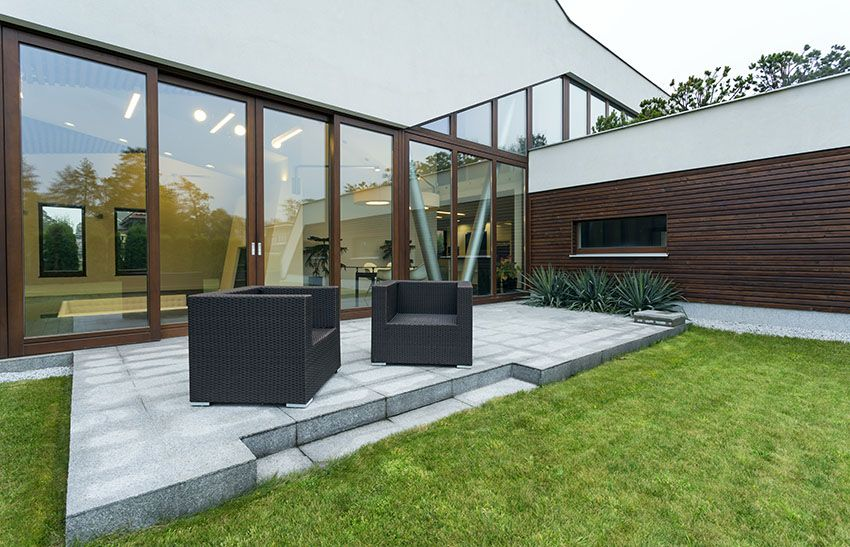 modern concrete patio. Image Result For Modern Concrete Patio O