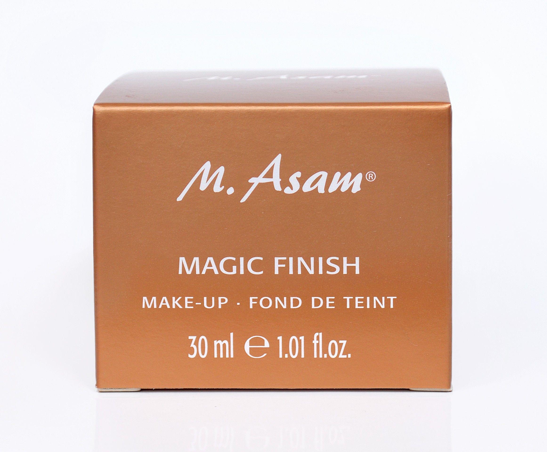 M. Asam Magic Finish Makeup 30ml Makeup, It is finished