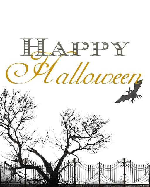 These Creative Juices Halloween Printables Halloween Pinterest - free halloween printable decorations