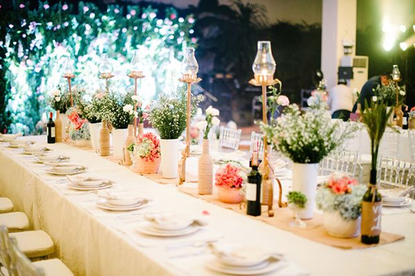 Dreamy And Divine Indoor Wedding Wedding Venues