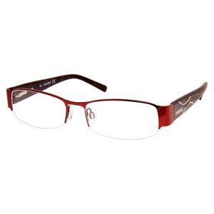 dbf3c220dba1 COVERGIRL Women's Eyeglass Frames, Wine | glasses | Eyeglasses ...