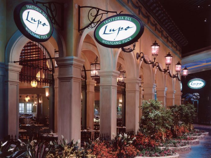 That Same Year Puck Opened His First Italian Restaurant Trattoria Del Lupo In Las Vegas Mandalay Bay