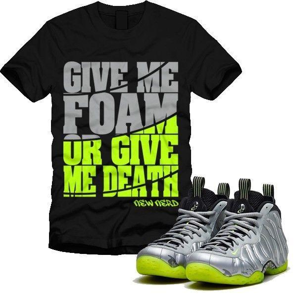 2e256e7a GIVE ME FOAM OR DEATH T-Shirt to Match