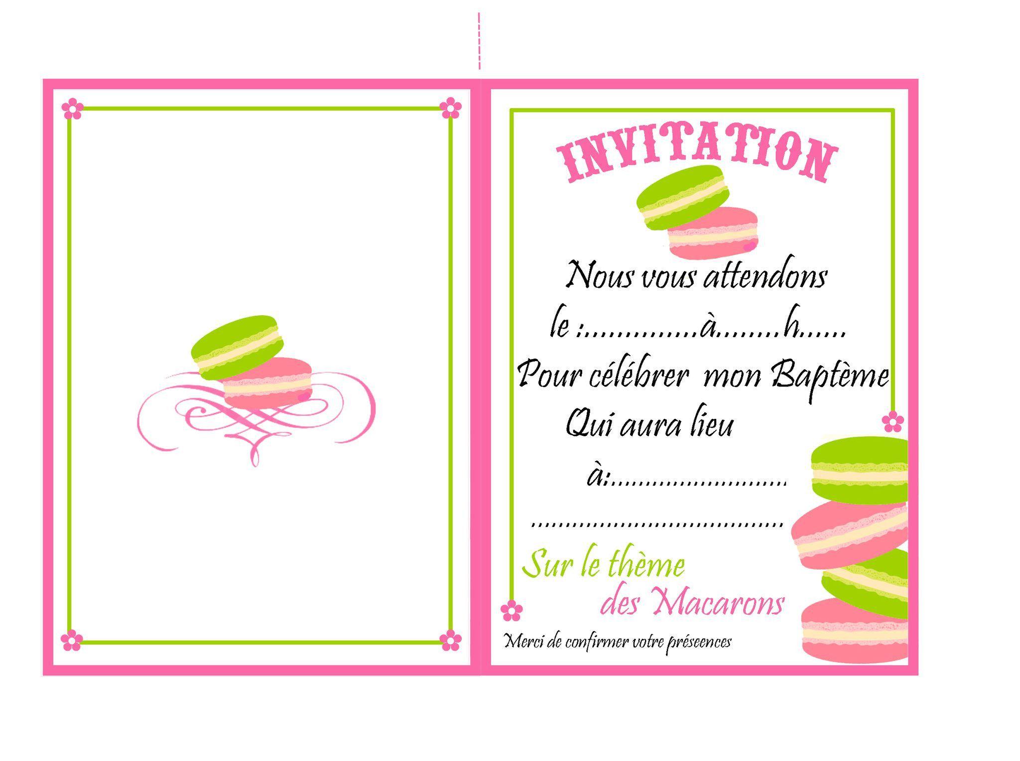 invitation en anglais metisquebec