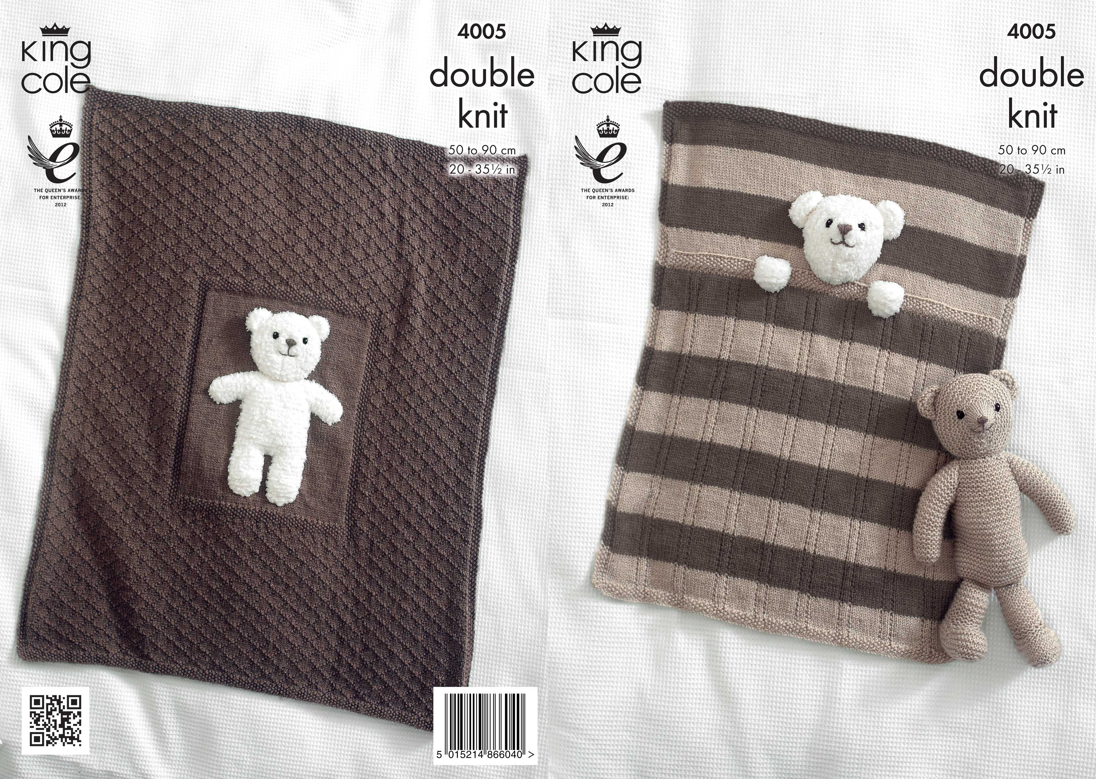 4005 knitting patterns baby blankets and teddy bear toy knit 4005 knitting patterns baby blankets and teddy bear toy bankloansurffo Gallery