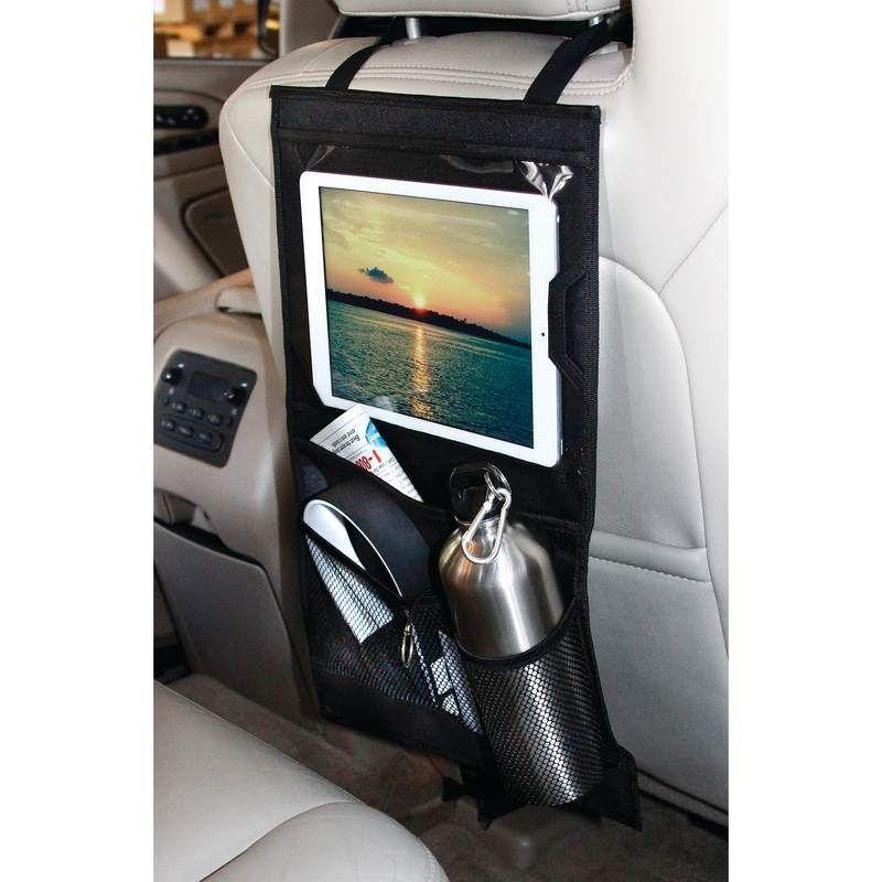 Maxam® Deluxe Back Seat Organizer