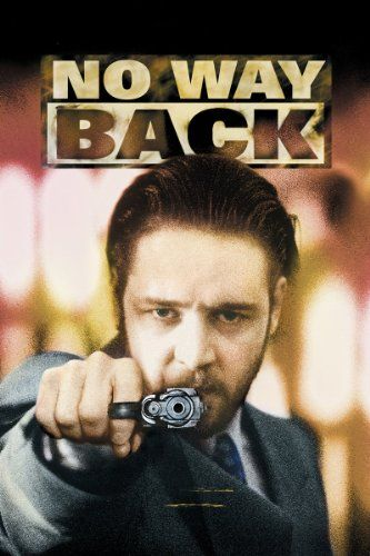 No Way Back, 1955 Golden Globe Awards Best Foreign Film winner, The Country of West Germany #GoldenGlobes #GoodMovies #Movies