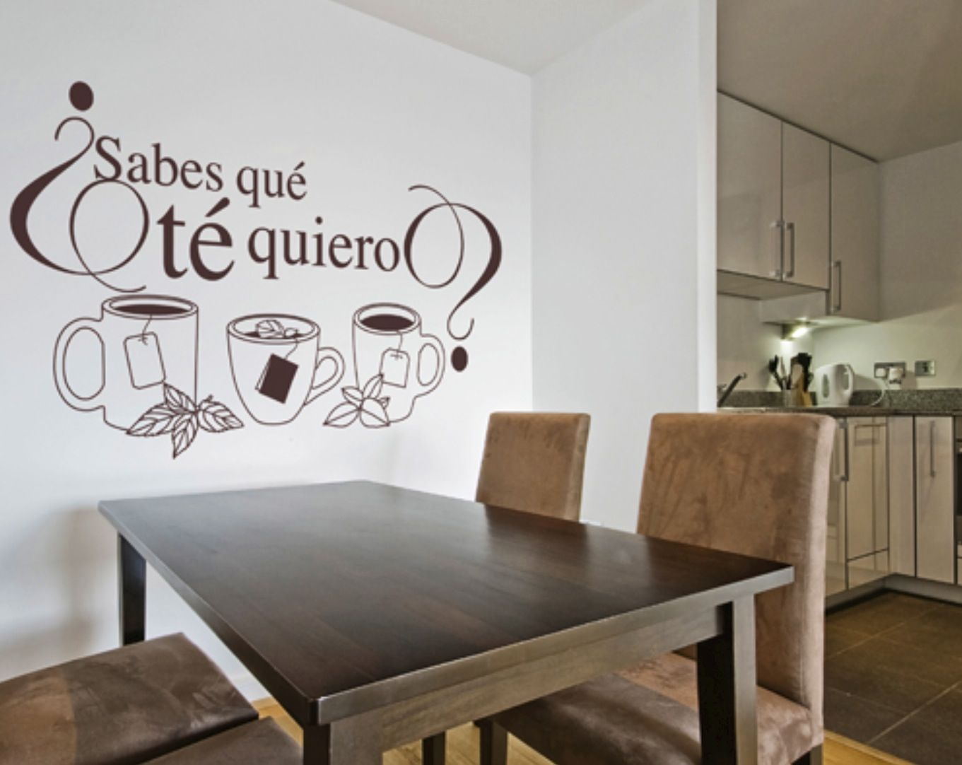 Sabes qué TÉ quiero? | Cosas I Love | Pinterest | Quiero, Cocinas y ...
