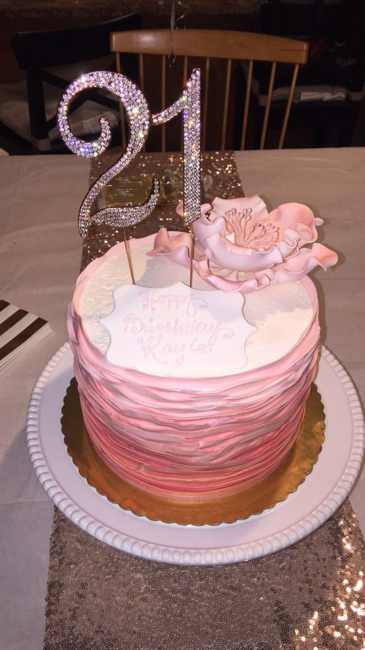 15++ 21st birthday cakes for female near me ideas in 2021