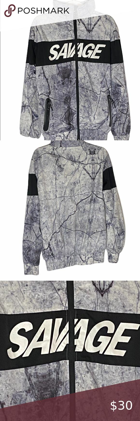 Hudson Outerwear Gray Black Marble Savage Jacket Outerwear Jackets Outerwear Jackets [ 1740 x 580 Pixel ]