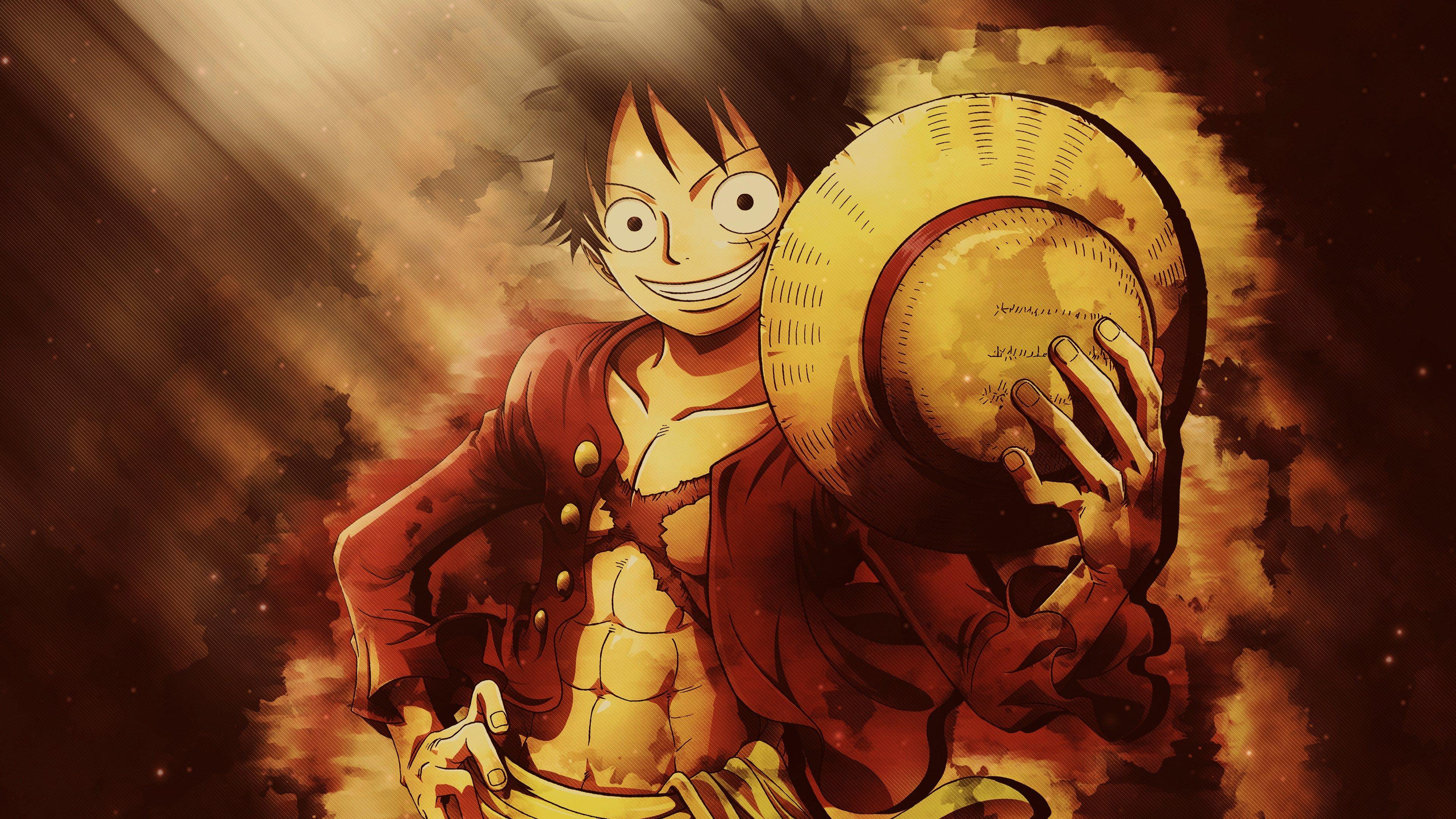 4k One Piece 3840x2160