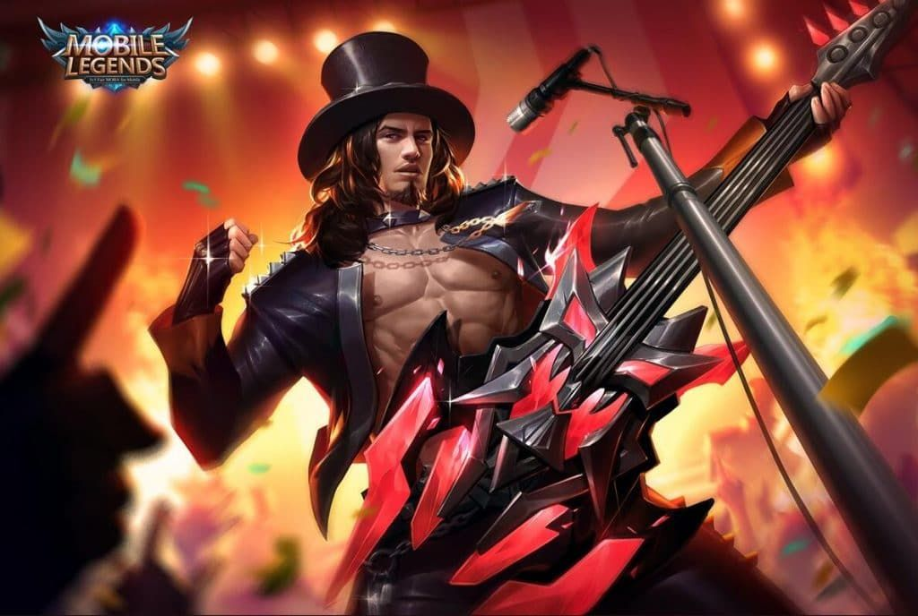Wallpaper Mobile Legends Clint Animasi Gambar Manchester United