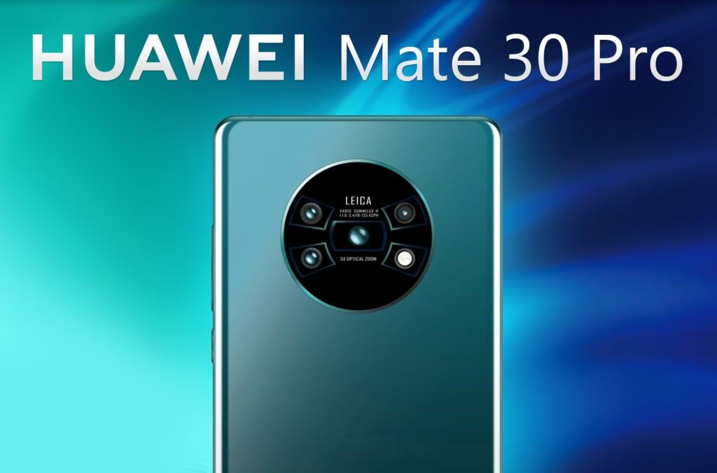 The Huawei Mate 30pro Is Said To Have A Curved Screen After Several Years With This Sort Of Technology In The Market Andr Huawei Huawei Mate Top Smartphones