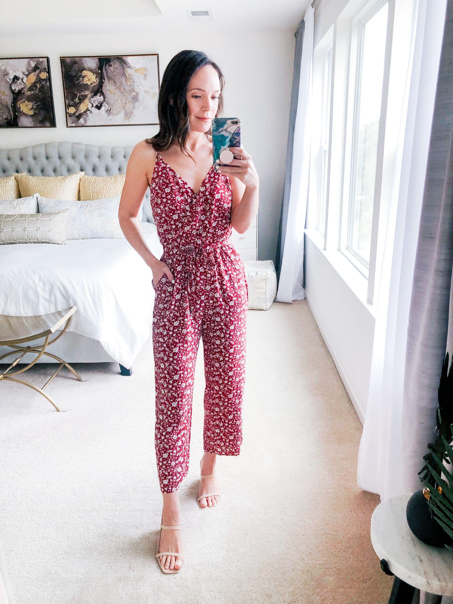 Summer Abercrombie Haul Alittlebitetc Amazon Dresses Jumpsuit Fashion Loungewear Set [ 2560 x 1920 Pixel ]