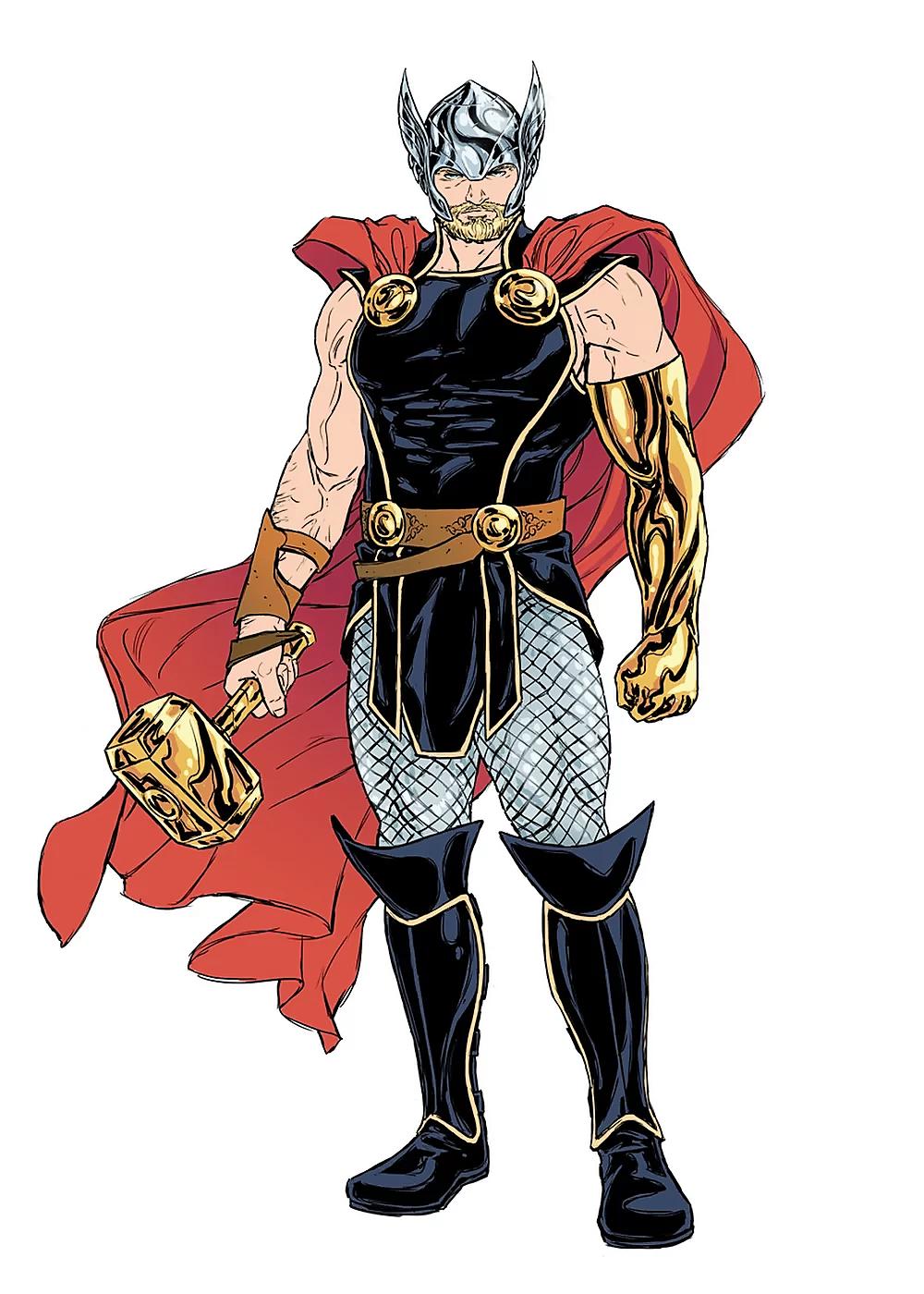 Thor 2017 Thor Comic Marvel Thor Asgard Marvel
