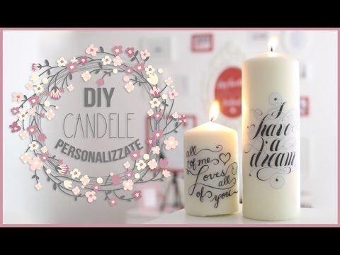 Candele bagno ~ Diy candele personalizzate in minuti pjm candele decorata