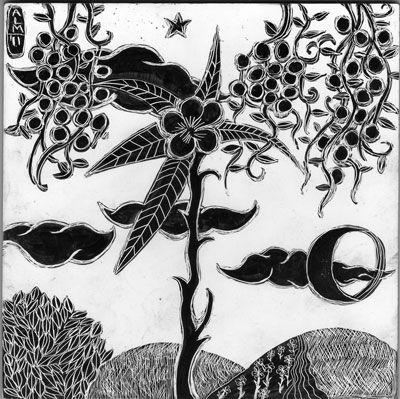 Strange Plants. ©2011 Aurora Levins Morales | Artwork, Abstract ...