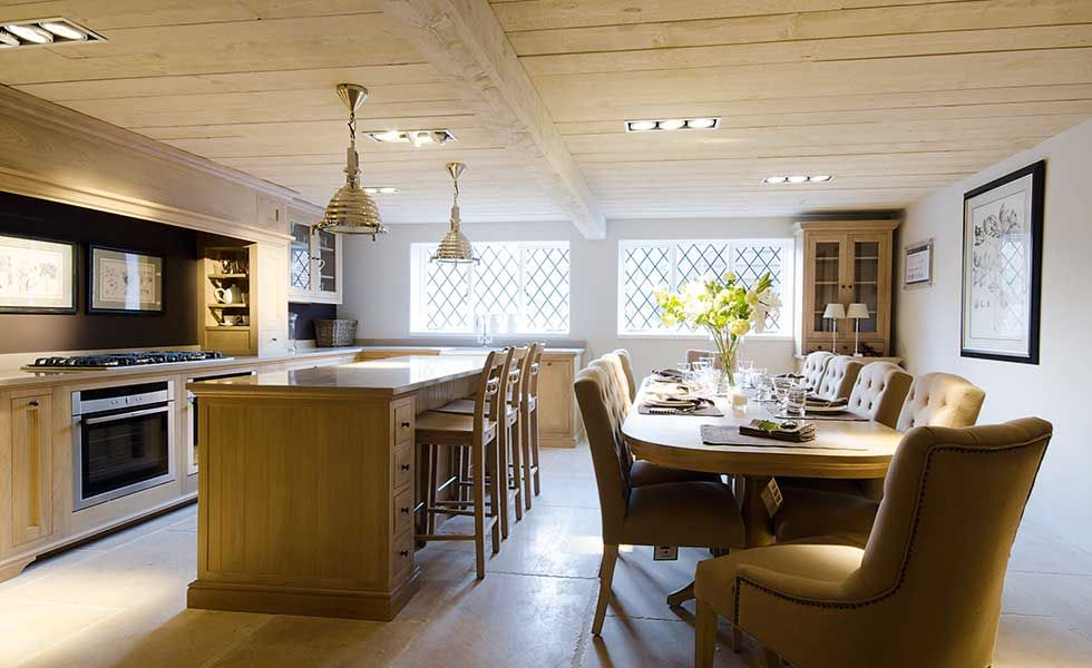Kitchen Diner Designs Claire Lloyd Takes A Look At Clever Design Ideas For Getting The .