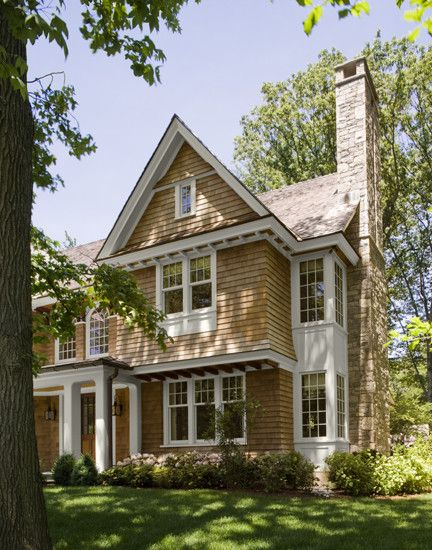 Best Exterior Detail Of A Shingle Style House In Greenwich Ct 400 x 300