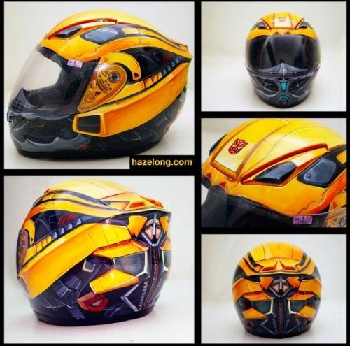 transformers motorcycle helmet5