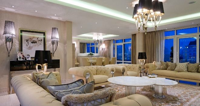 Category Interior Design Project Under Million Practice Hill House Interiors Title London Riverside Penthouse Location