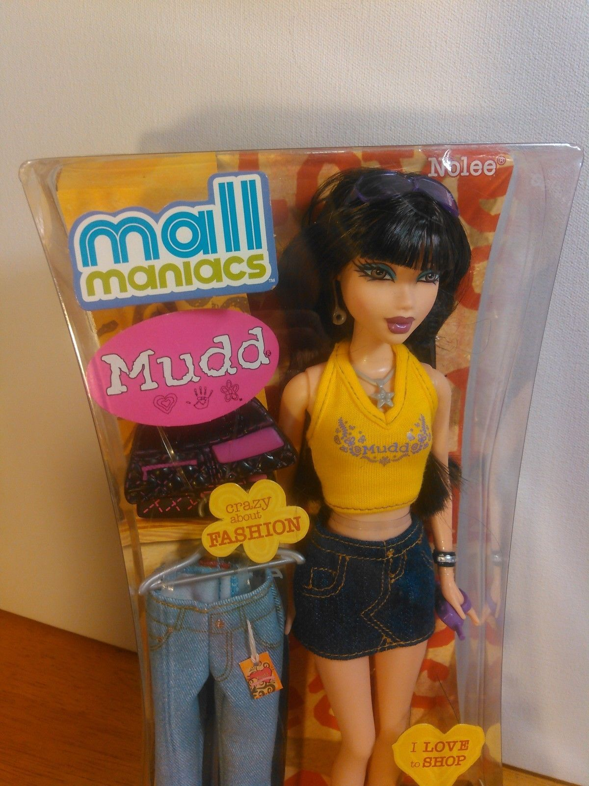 2005 My Scene Nolee Barbie Mall Maniacs Mudd Doll and Accessories Clothes Lot | eBay Mattel