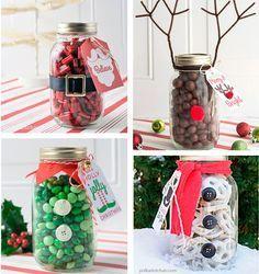 5 regalos de Navidad caseros Regalos de navidad caseros Regalos